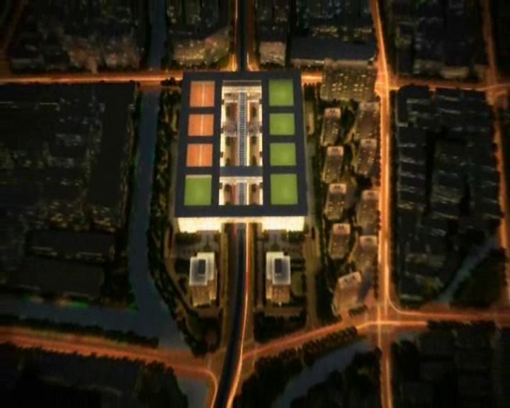 Mall di Hangzhou