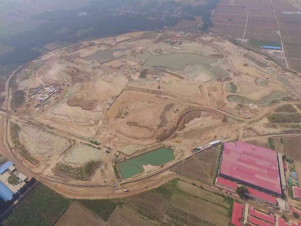 Area Expo 2017 - Zhengzhou